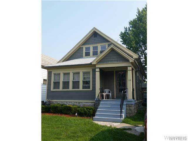 118 Dartmouth Avenue, Buffalo, NY 14215 (MLS #B1251165) :: The CJ Lore Team | RE/MAX Hometown Choice