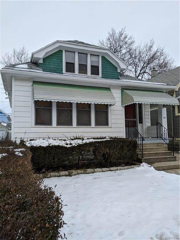 114 Dartmouth Avenue, Buffalo, NY 14215 (MLS #B1251178) :: The CJ Lore Team | RE/MAX Hometown Choice