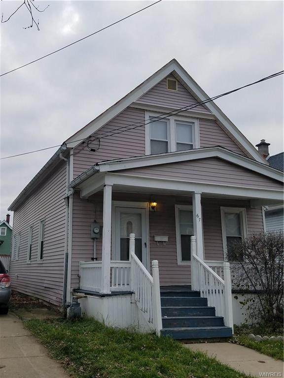 67 Sunnyside Place, Buffalo, NY 14207 (MLS #B1251289) :: Updegraff Group
