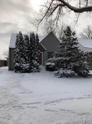 255 Mcconkey Drive, Tonawanda-Town, NY 14223 (MLS #B1251298) :: BridgeView Real Estate Services