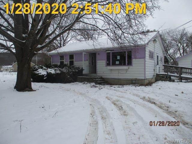 3040 Cadiz Road, Franklinville, NY 14737 (MLS #B1251521) :: BridgeView Real Estate Services