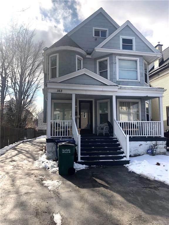 163 Loring Avenue, Buffalo, NY 14208 (MLS #B1251564) :: MyTown Realty