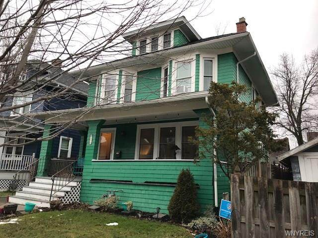 11 Taft Place, Buffalo, NY 14214 (MLS #B1251645) :: BridgeView Real Estate Services