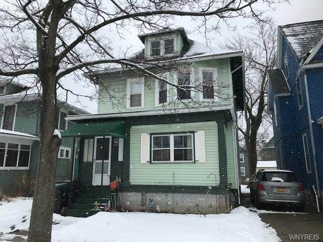 70 Lasalle Avenue, Tonawanda-Town, NY 14217 (MLS #B1251648) :: Robert PiazzaPalotto Sold Team