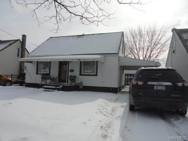 3615 Ferry Avenue, Niagara Falls, NY 14301 (MLS #B1251764) :: 716 Realty Group