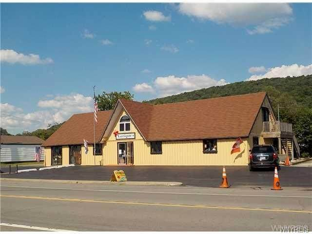 5034 Route 219S Highway, Great Valley, NY 14741 (MLS #B1251774) :: BridgeView Real Estate Services