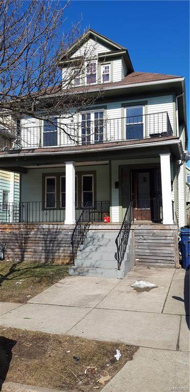 168 Butler Avenue, Buffalo, NY 14208 (MLS #B1252002) :: The CJ Lore Team | RE/MAX Hometown Choice