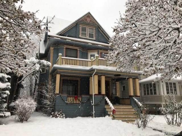 31 Berkley Place, Buffalo, NY 14209 (MLS #B1252225) :: The CJ Lore Team | RE/MAX Hometown Choice