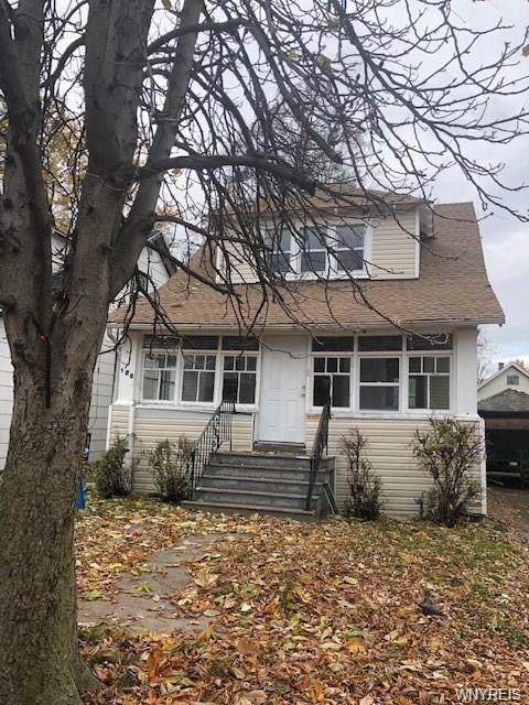 120 Elmer Avenue, Buffalo, NY 14215 (MLS #B1252660) :: The CJ Lore Team | RE/MAX Hometown Choice