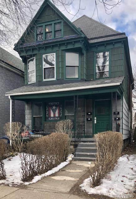326 15th Street, Buffalo, NY 14213 (MLS #B1252679) :: Updegraff Group