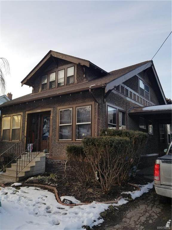 368 Spruce Avenue, Niagara Falls, NY 14301 (MLS #B1252695) :: BridgeView Real Estate Services