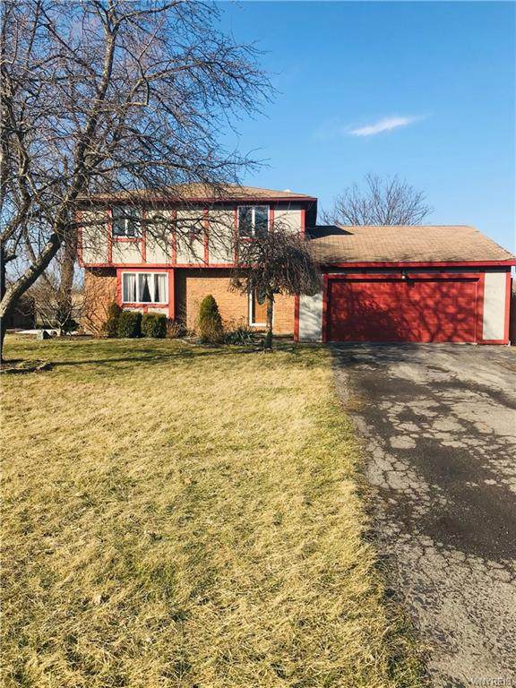 55 Brandywine Drive, Grand Island, NY 14072 (MLS #B1252819) :: 716 Realty Group