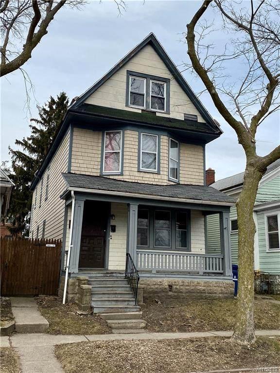 816 E Eagle Street, Buffalo, NY 14210 (MLS #B1252908) :: The CJ Lore Team | RE/MAX Hometown Choice