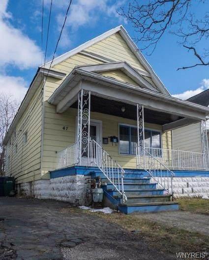 47 Littlefield Avenue, Buffalo, NY 14211 (MLS #B1252924) :: Updegraff Group