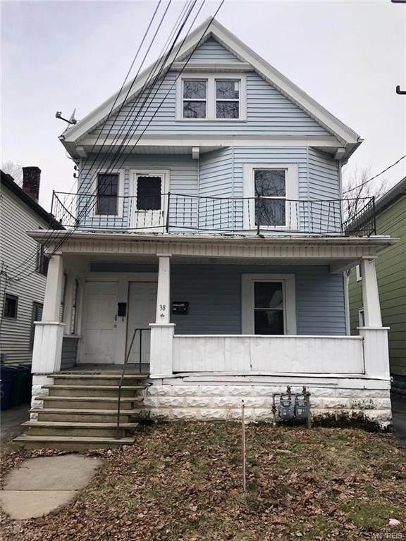 38 Macamley Street, Buffalo, NY 14220 (MLS #B1252957) :: The CJ Lore Team | RE/MAX Hometown Choice