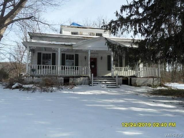 9251 Boston State Road, Boston, NY 14025 (MLS #B1252967) :: BridgeView Real Estate Services