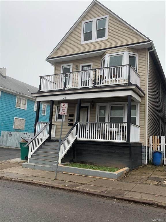 24 10th Street, Buffalo, NY 14201 (MLS #B1253257) :: Updegraff Group