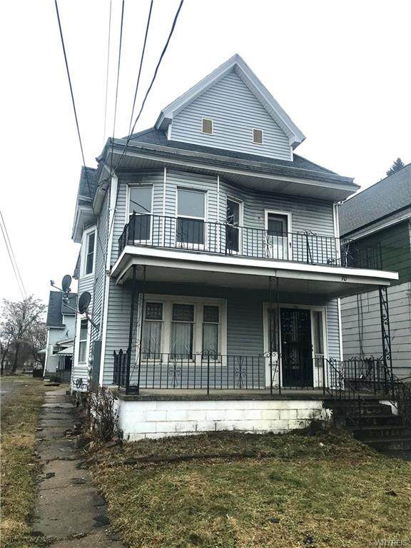 70 Rickert Avenue, Buffalo, NY 14211 (MLS #B1253276) :: 716 Realty Group