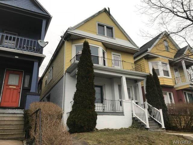 471 Prospect Avenue, Buffalo, NY 14201 (MLS #B1253347) :: The CJ Lore Team | RE/MAX Hometown Choice