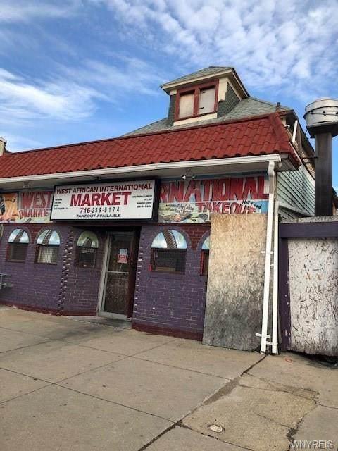 3125 Bailey Avenue, Buffalo, NY 14215 (MLS #B1254745) :: Updegraff Group