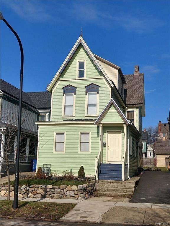 364 Hudson Street, Buffalo, NY 14201 (MLS #B1254924) :: Updegraff Group