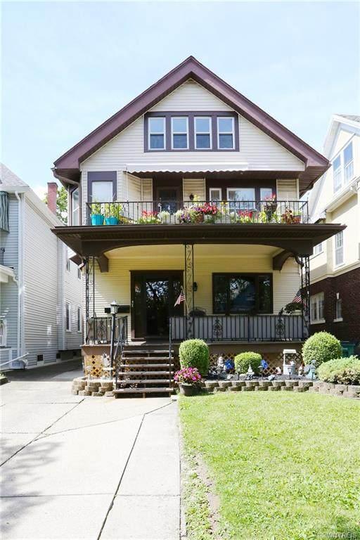814 Richmond Avenue, Buffalo, NY 14222 (MLS #B1255613) :: Updegraff Group