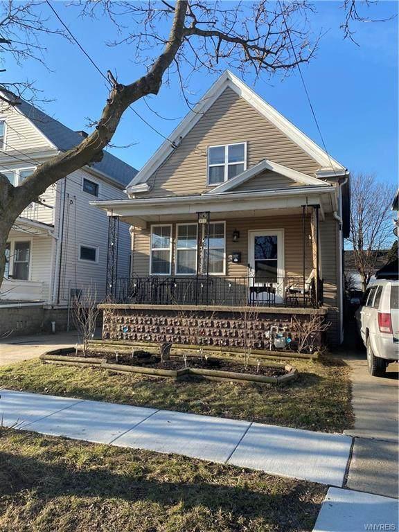 119 Albert Avenue, Buffalo, NY 14207 (MLS #B1256782) :: Updegraff Group