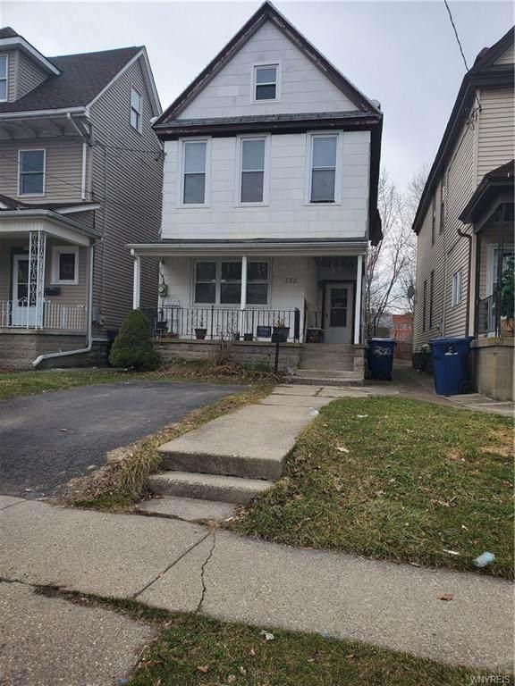 322 Herkimer Street, Buffalo, NY 14213 (MLS #B1257307) :: Updegraff Group
