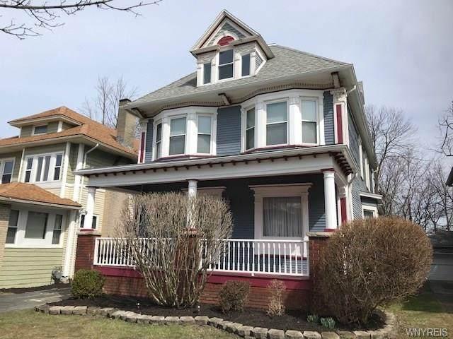 541 Crescent Avenue, Buffalo, NY 14214 (MLS #B1257394) :: Updegraff Group