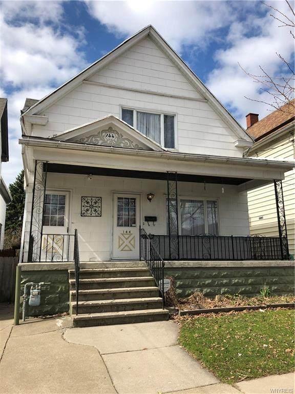 144 Ideal Street, Buffalo, NY 14206 (MLS #B1257460) :: 716 Realty Group