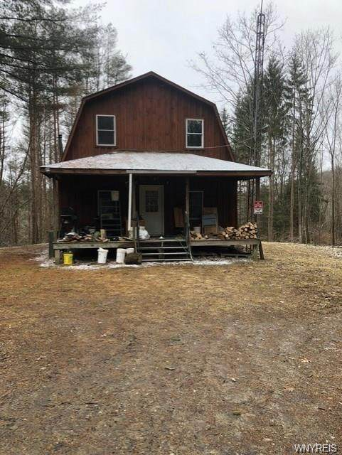 6429 County Rd. 2B, West Almond, NY 14804 (MLS #B1257486) :: Robert PiazzaPalotto Sold Team