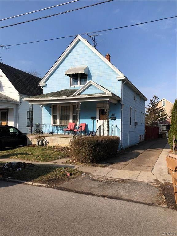 48 Hoerner Avenue, Cheektowaga, NY 14211 (MLS #B1258800) :: Updegraff Group
