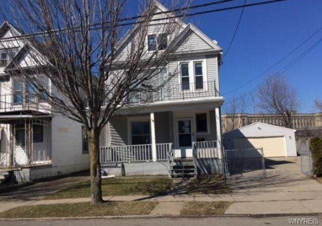 66 Arthur Street, Buffalo, NY 14207 (MLS #B1259219) :: BridgeView Real Estate Services