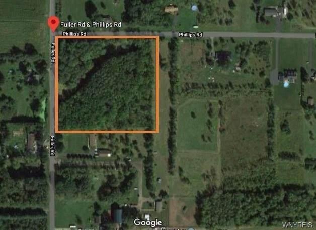 0 Fuller Road, Newfane, NY 14028 (MLS #B1259741) :: BridgeView Real Estate Services
