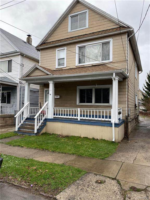 449 Willett Street, Buffalo, NY 14206 (MLS #B1259920) :: TLC Real Estate LLC