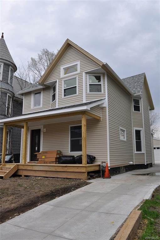 81 Harvard Place, Buffalo, NY 14209 (MLS #B1261702) :: Robert PiazzaPalotto Sold Team