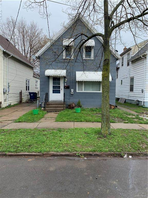 143 Davey Street E, Buffalo, NY 14206 (MLS #B1262123) :: MyTown Realty