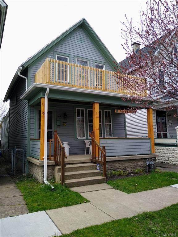 144 Hamburg Street, Buffalo, NY 14204 (MLS #B1265215) :: Updegraff Group