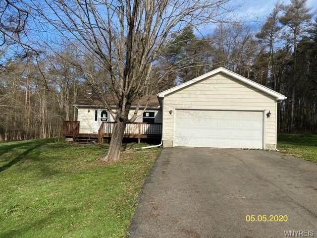 8579 Pigeon Hill Road, Farmersville, NY 14737 (MLS #B1265875) :: Updegraff Group