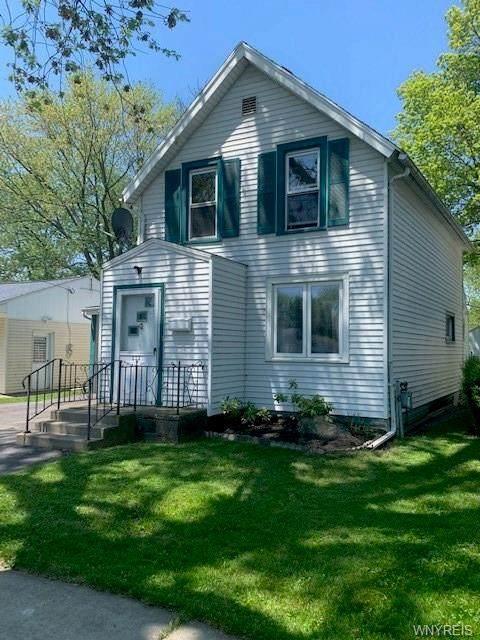222 Fredericka Street, North Tonawanda, NY 14120 (MLS #B1266909) :: 716 Realty Group
