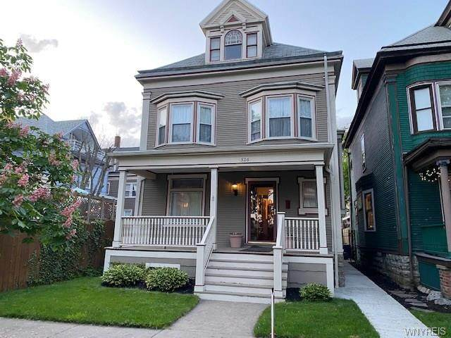 526 Auburn Avenue, Buffalo, NY 14222 (MLS #B1267664) :: 716 Realty Group