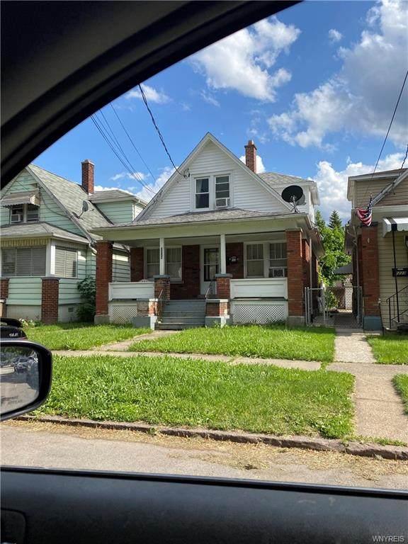 2225 Woodlawn Avenue, Niagara Falls, NY 14301 (MLS #B1269567) :: The Chip Hodgkins Team