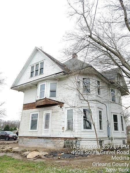 4608 S Gravel Road, Shelby, NY 14103 (MLS #B1270613) :: Robert PiazzaPalotto Sold Team
