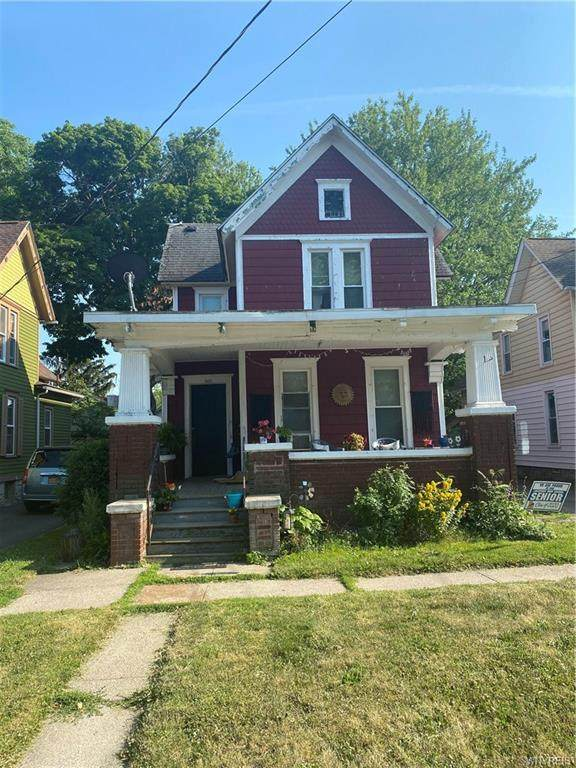 147 Grand Street, Lockport-City, NY 14094 (MLS #B1275465) :: 716 Realty Group