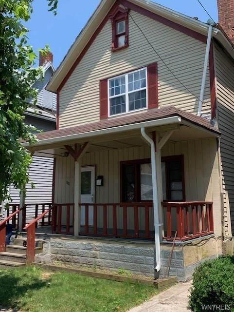 309 Plymouth Avenue, Buffalo, NY 14213 (MLS #B1276787) :: 716 Realty Group