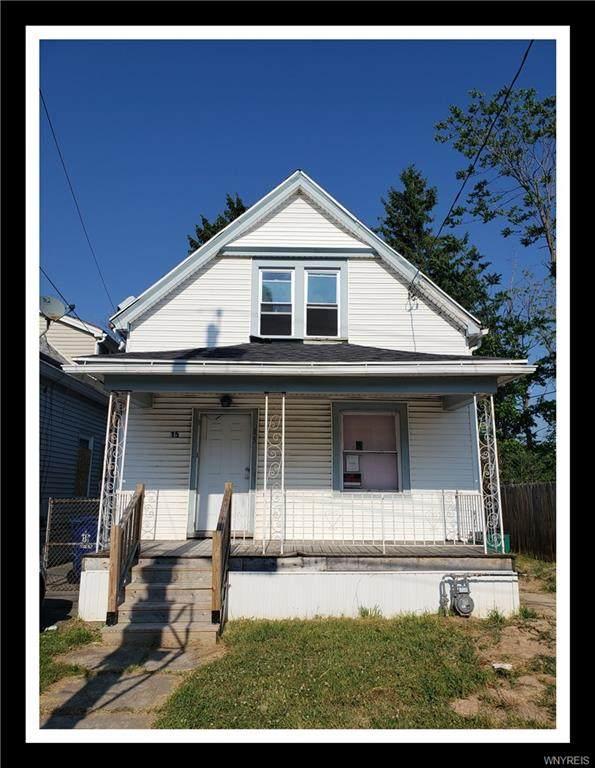 15 Cambridge Avenue, Buffalo, NY 14215 (MLS #B1277205) :: Updegraff Group