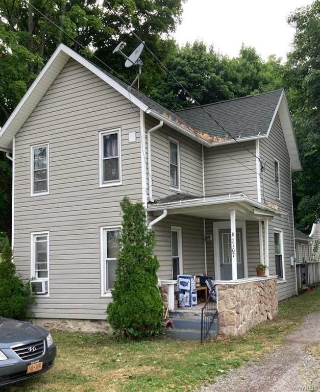 2107 Perry Road, Java, NY 14113 (MLS #B1278829) :: MyTown Realty