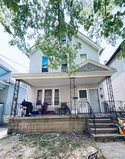158 Benzinger Street, Buffalo, NY 14206 (MLS #B1279213) :: Robert PiazzaPalotto Sold Team
