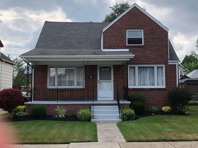 130 Pontiac Street, Buffalo, NY 14206 (MLS #B1279218) :: Robert PiazzaPalotto Sold Team