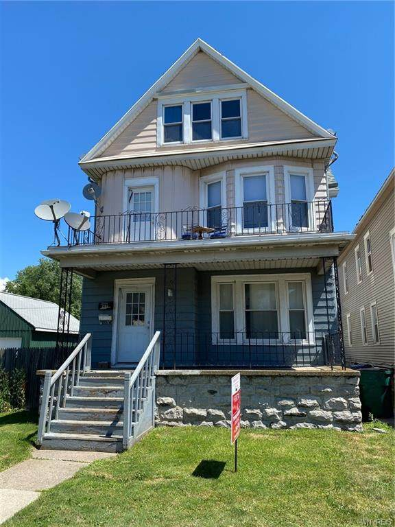 1704 Seneca Street, Buffalo, NY 14210 (MLS #B1280946) :: Lore Real Estate Services